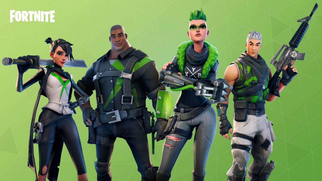 Fortnite - Exklusive Helden für Xbox