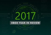 Xbox Spielejahr 2017
