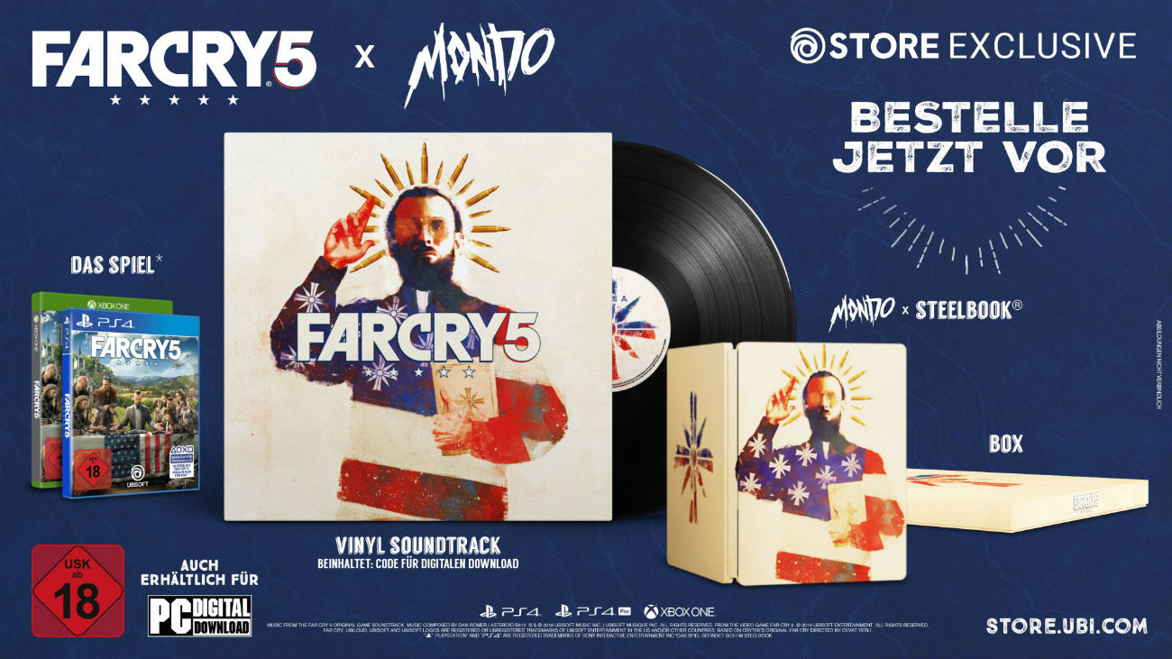 Far Cry 5 Mondo Edition
