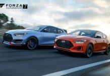 Forza Motorsport 7 Hyundai Car Pack