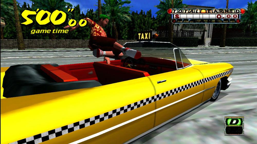 Kostenlose Taxi Spiele