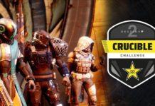 Destiny 2 Rockstar Energy Schmelztiegel-Herausforderung
