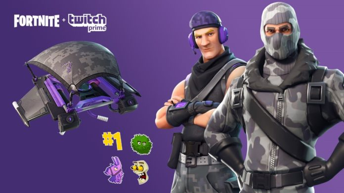 Fortnite Twitch-Prime-Paket