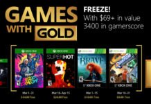 Games with Gold - März 2018