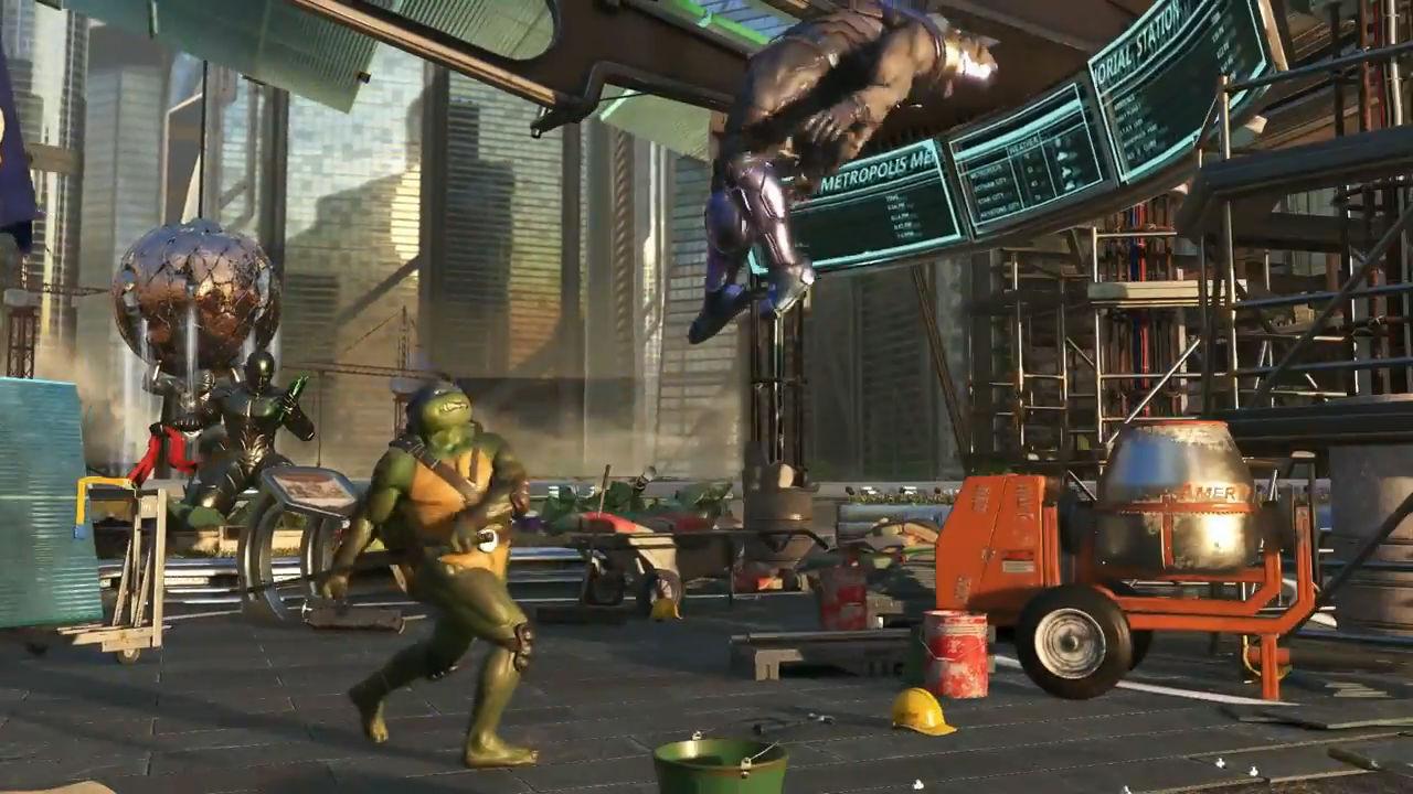 Injustice 2: Die Teenage Mutant Ninja Turtles