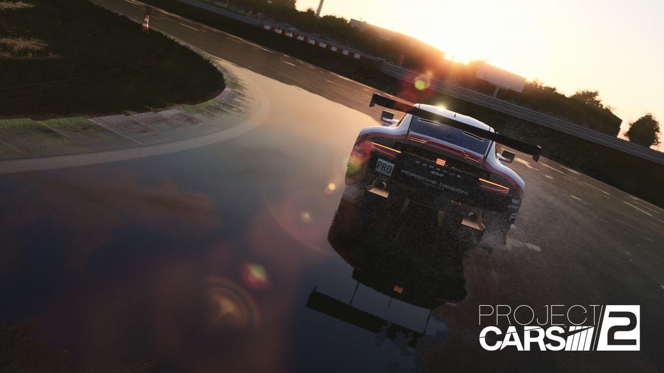 Project CARS 2 - Porsche