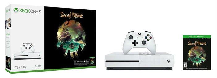 Sea of Thieves Xbox One S Bundle