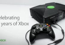 Xbox - 16 Jahre
