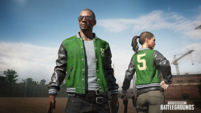 PlayerUnknown's Battlegrounds Jacke