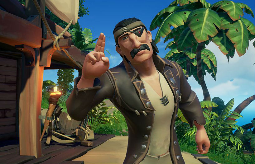 Sea of Thieves - Day One Patch