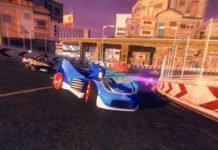 Sonic Allstar Racing