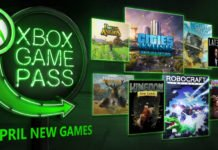 Xbox Game Pass - April 2018