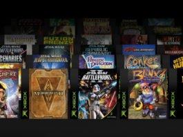 Abwärtskompatibilität Original Xbox