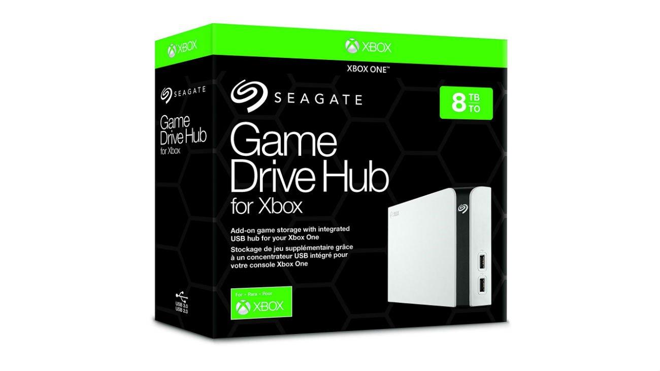 Seagate Game Drive Hub