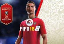 FIFA 18: Kostenloses 2018 FIFA WORLD CUP RUSSIA-Update