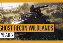 Ghost Recon Wildlands - Year 2