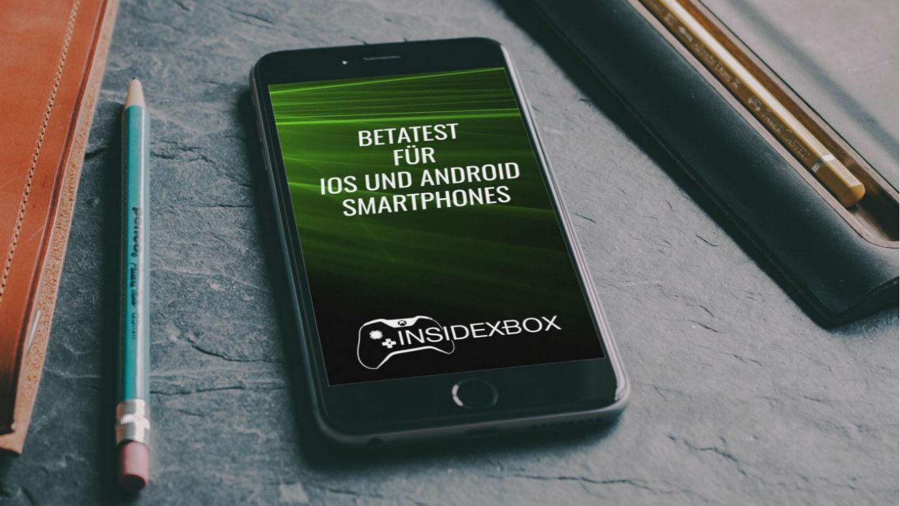 InsideXbox.de App - Betatest für iOS und Android Smartphones