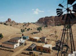 PlayerUnknown's Battlegrounds: Wüstenmap Miramar