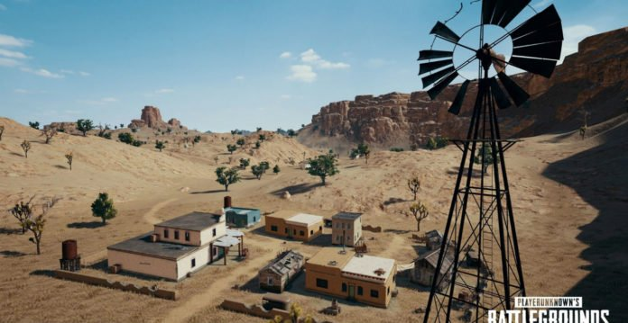 PlayerUnknown's Battlegrounds: Wüstenmap Miramar