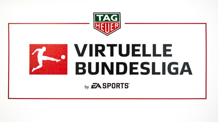 Tag Heuer Virtuelle Bundesliga