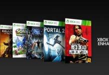 Xbox 360 - Xbox One X Enhanced