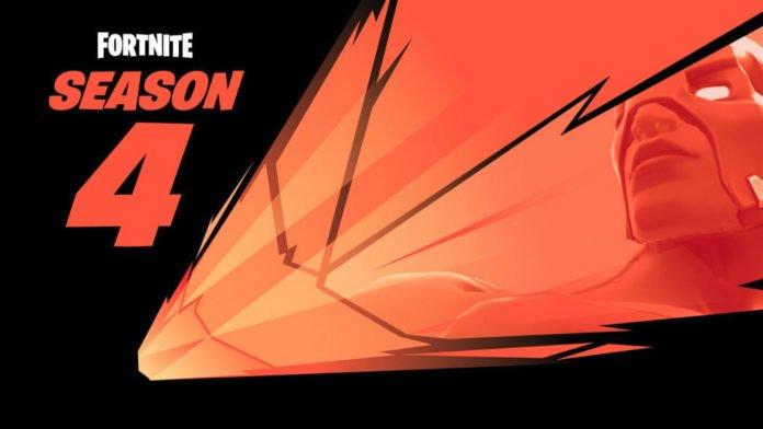 Fortnite Season 4