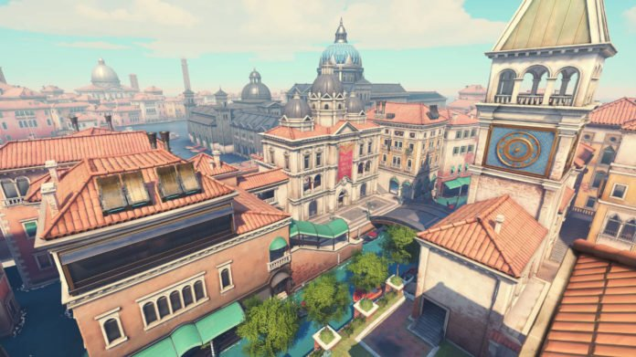 Overwatch Map Rialto