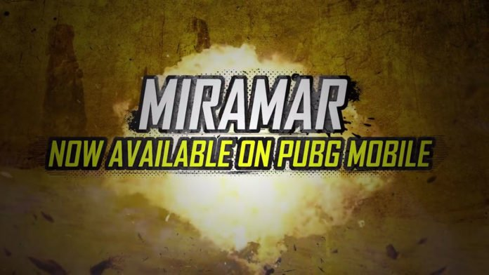 PUBG Mobile Miramar