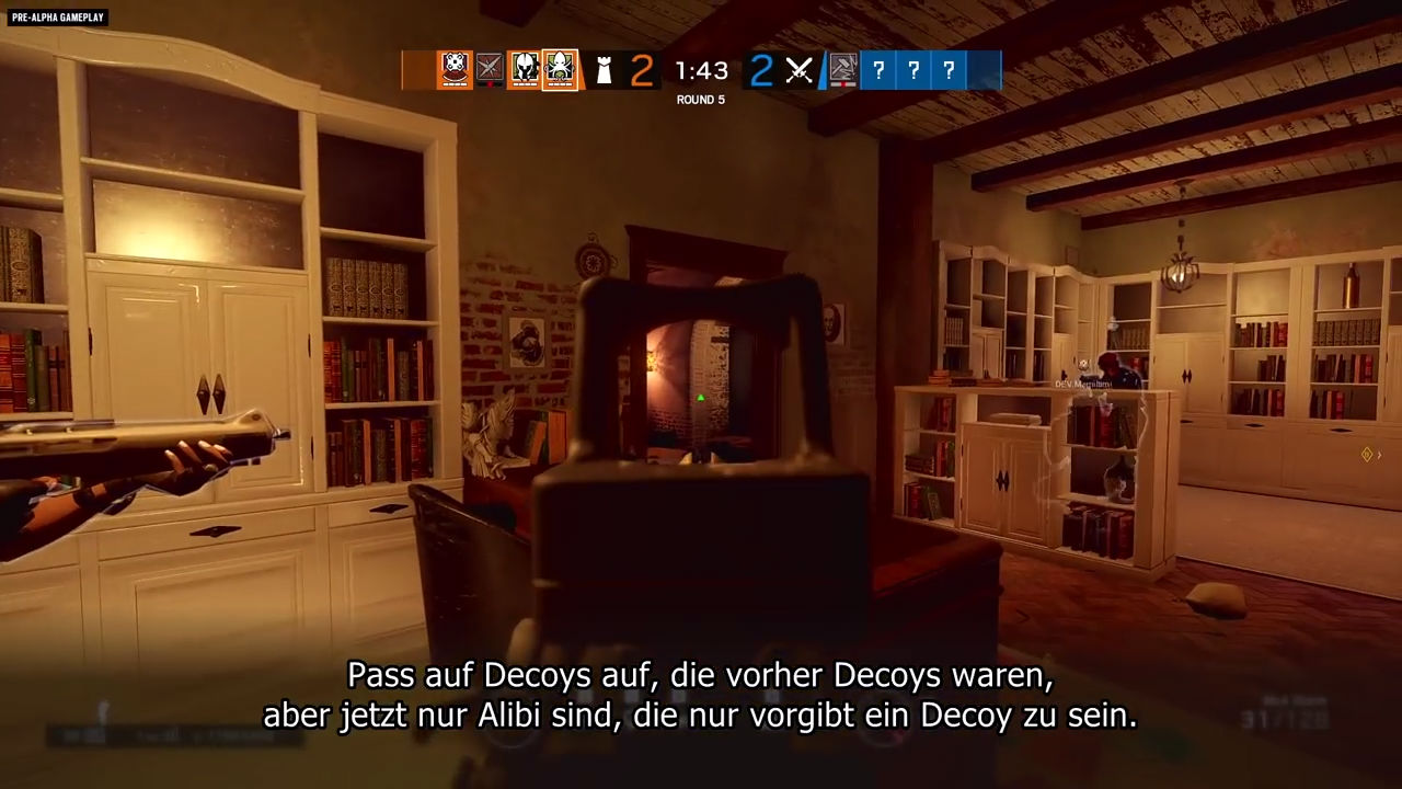 Rainbow Six: Siege - Operation Para Bellum