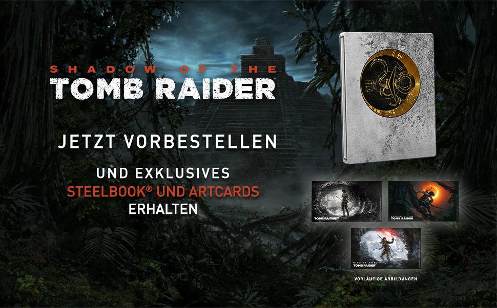 Shadow of th Tomb Raider