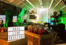 Xbox Gaming Bunker