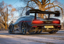 Forza Horizon 4 - McLaren