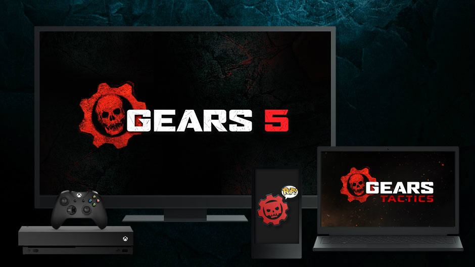 Gears E3 2018