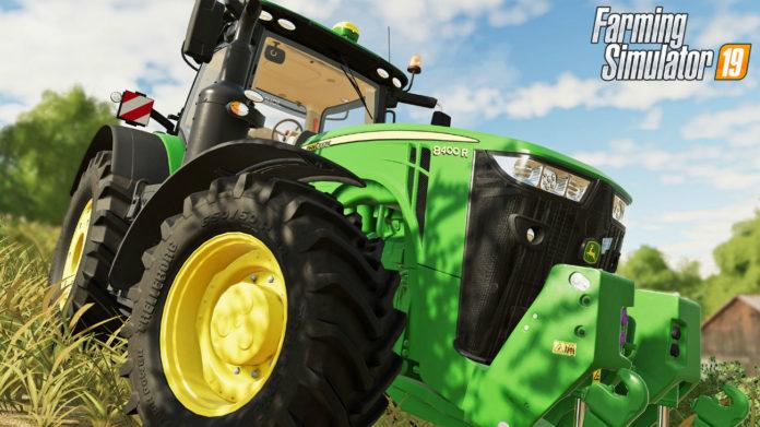 Landwirtschafts-Simulators 19
