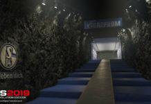 PES 2019 - Schalke 04