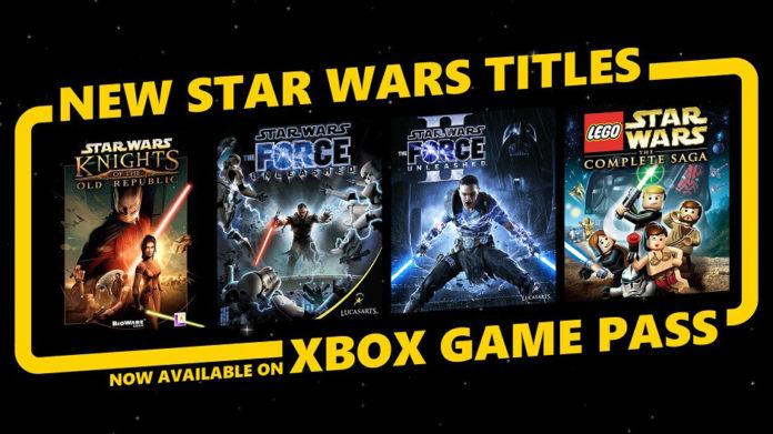Xbox Game Pass - Star Wars