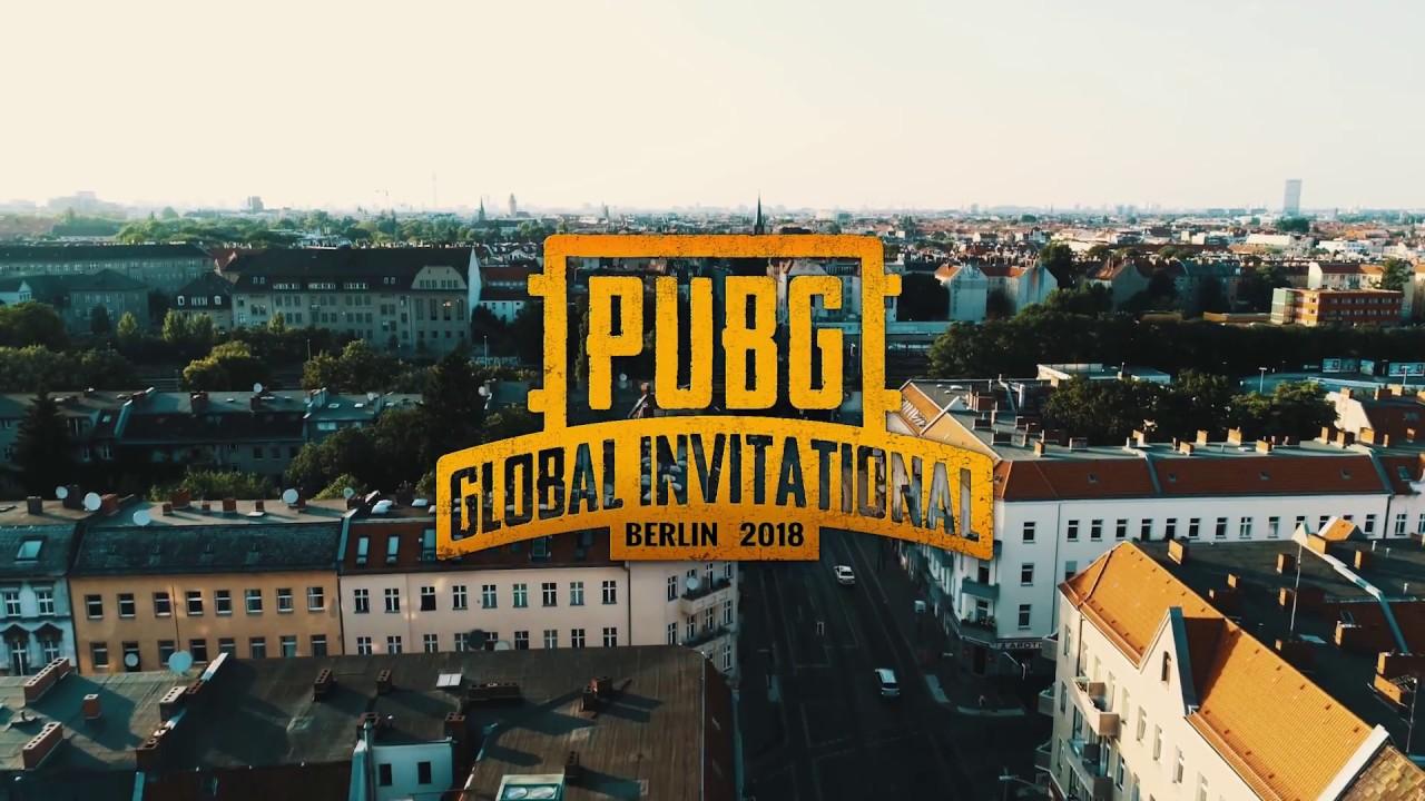 PlayerUnknown's Battlegrounds Berlin