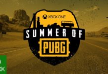 Xbox One Summer of PUBG