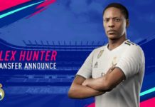 FIFA 19 - Alex Hunter