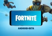 Fortnite: Battle Royale Beta auf Android