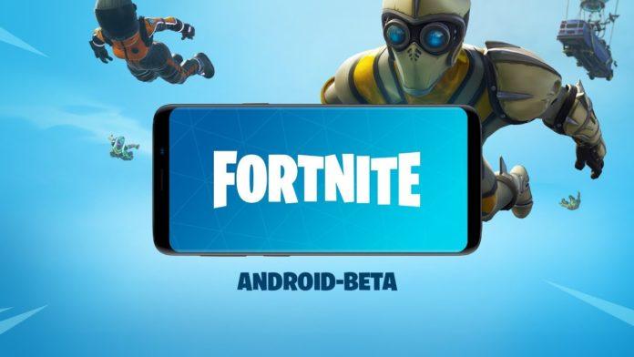 Fortnite: Battle Royale Beta auf Android