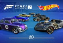 Forza Motorsport 7 Hot Wheels