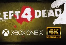Left 4 Dead 2 Xbox One X 4K Gameplay