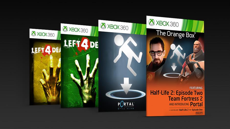 Valve - Xbox One X Enhanced