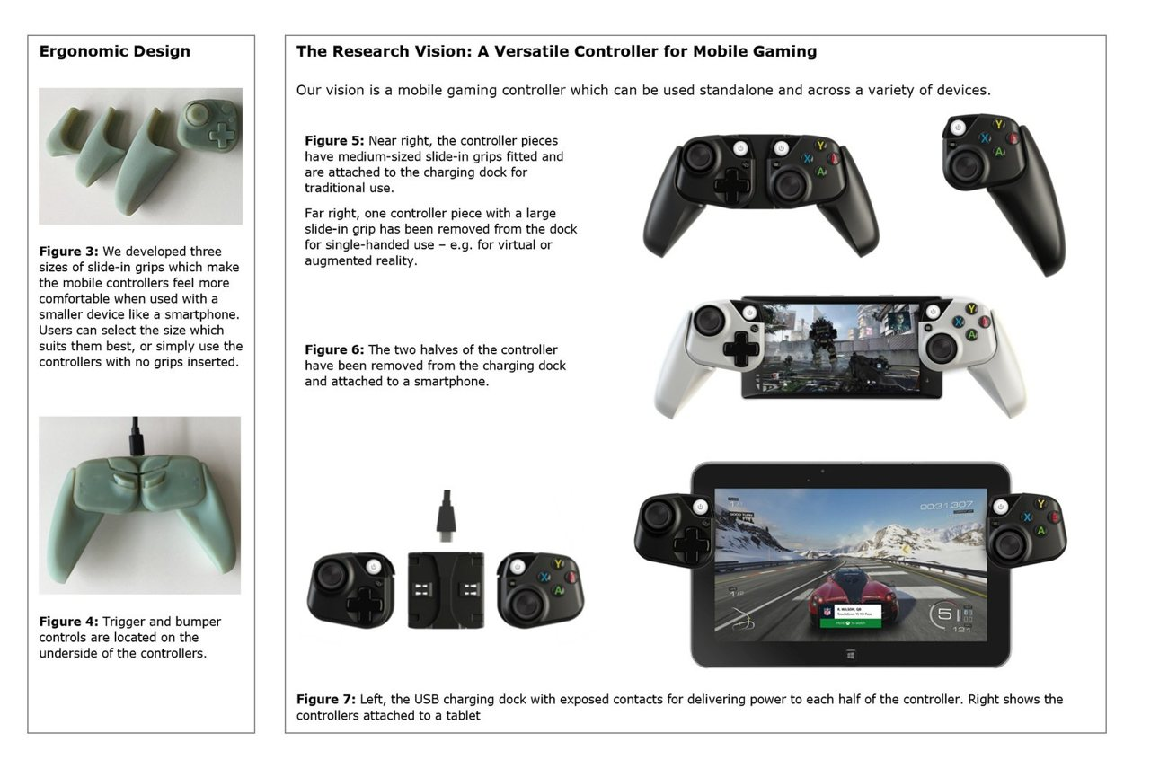 Mobile Gaming - Controller - Microsoft Research