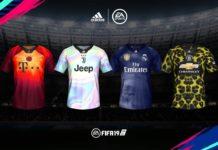 FIFA 19 - adidas - Limited Edition Trikots