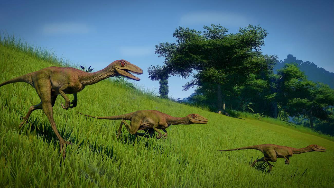 Jurassic World Evolution: Dr. Wus Geheimnisse