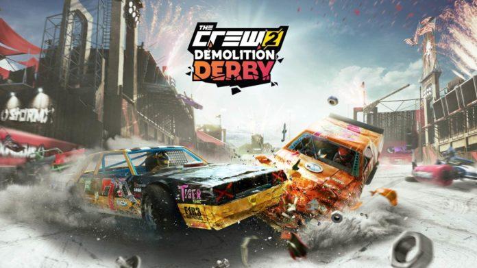 The Crew 2 Demolition Derby