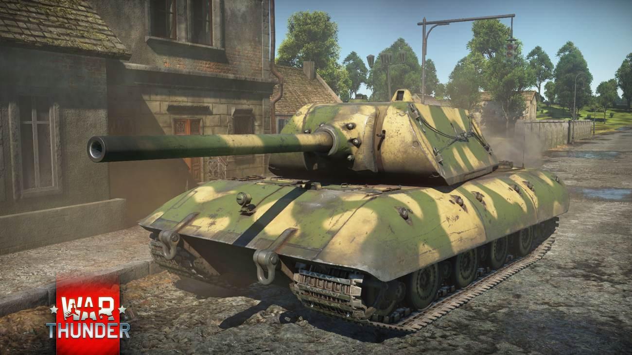 War Thunder - E100
