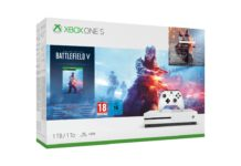 Xbox One S 1TB - Battlefield V Bundle